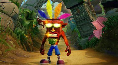 Crash Bandicoot N Sane-Trilogy