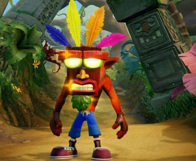Crash Bandicoot N Sane-Trilogy