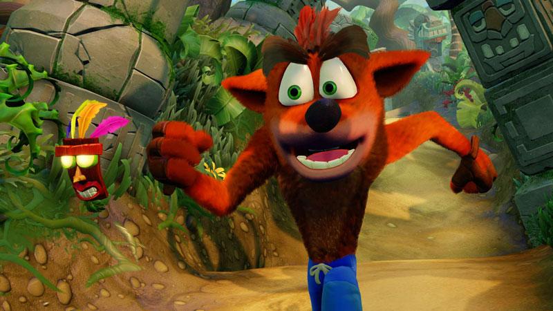 Crash Bandicoot N Sane Trilogy fecha