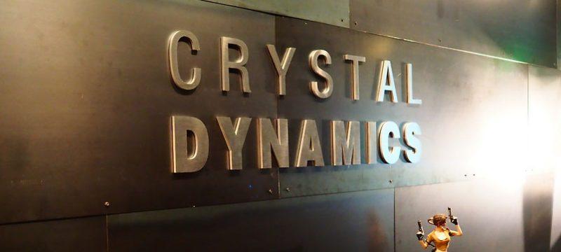 Crystal Dynamics oficinas