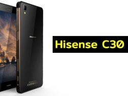 Hisense C30 Rock MWC 2017