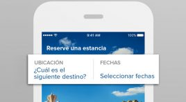 Con Marriott Mobile y un iPhone reserva en más de 4,400 hoteles