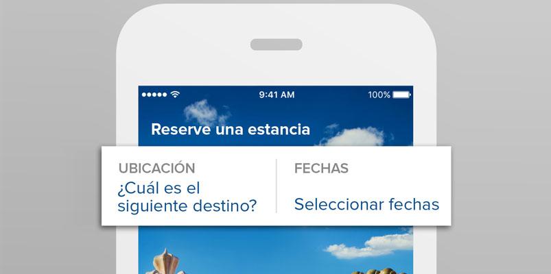 Con Marriott Mobile y un iPhone reserva en más de 4,400 hoteles