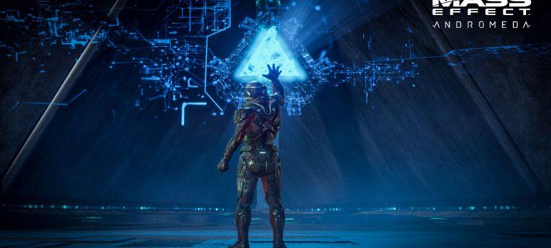 Mass Effect Andromeda armas