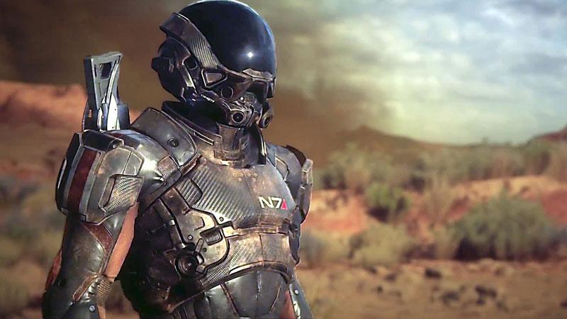Mass Effect Andromeda habilidades