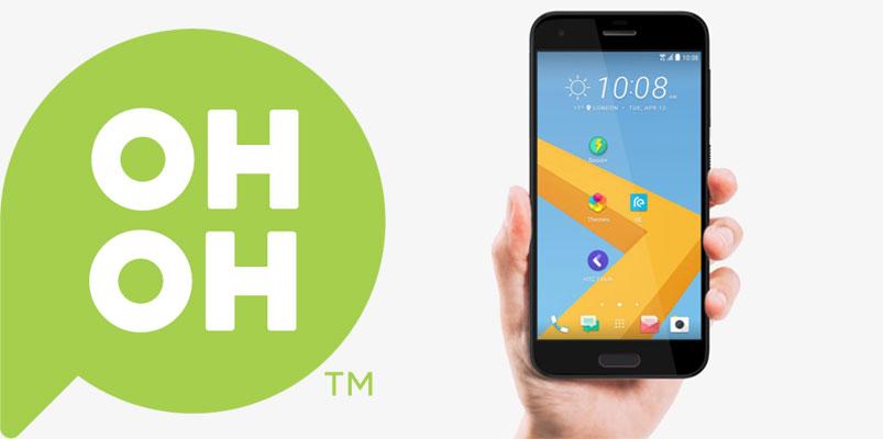 HTC sigue ofreciendo el servicio OH OH en México
