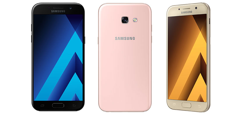 Precio y características de Samsung Galaxy A5 en México