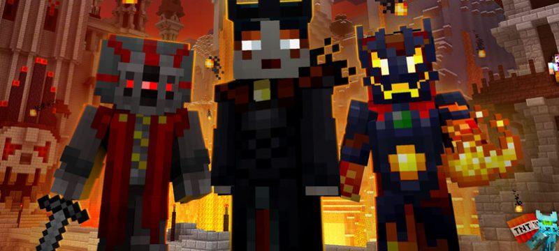 Skins siniestros Minecraft