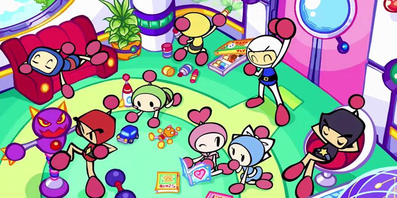 Super Bomberman R llegará como exclusiva para Nintendo Switch
