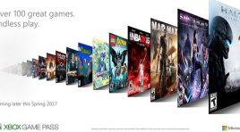 Xbox Game Pass te dará acceso ilimitado a más de 100 juegos