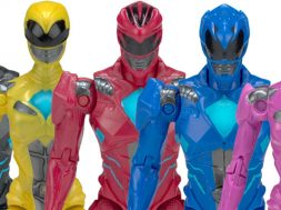 BANDAI Power Rangers juguetes