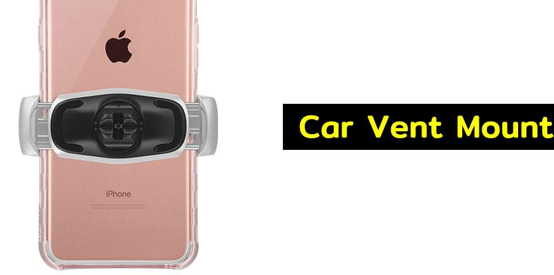 Llega a México el Belkin Car Vent Mount para tu coche y smartphone
