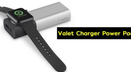 Carga tu iPhone y Apple Watch con el Valet Charger Power Pack