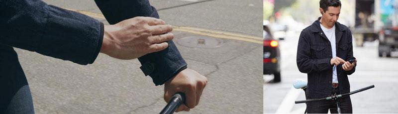 Commuter Trucker Jacket