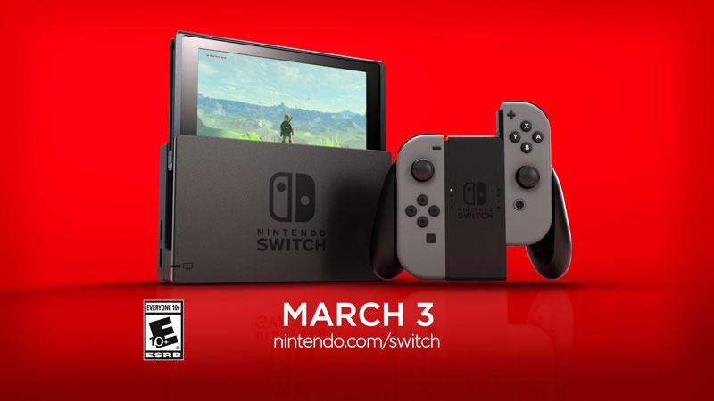 Comprar Nintendo Switch Mexico