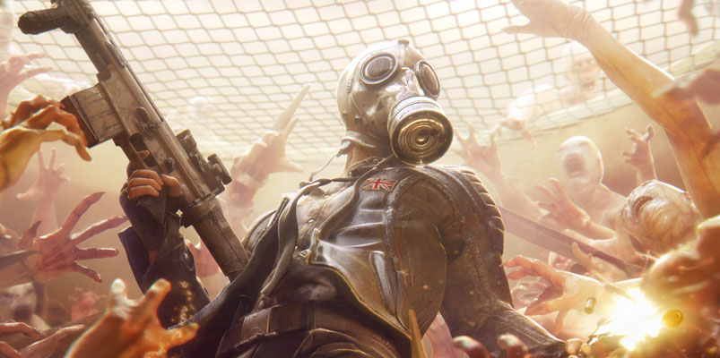 Llegó a PlayStation 4 el Descent Content Pack de Killing Floor 2