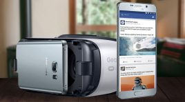 Facebook 360 la aplicación pensada para Gear VR