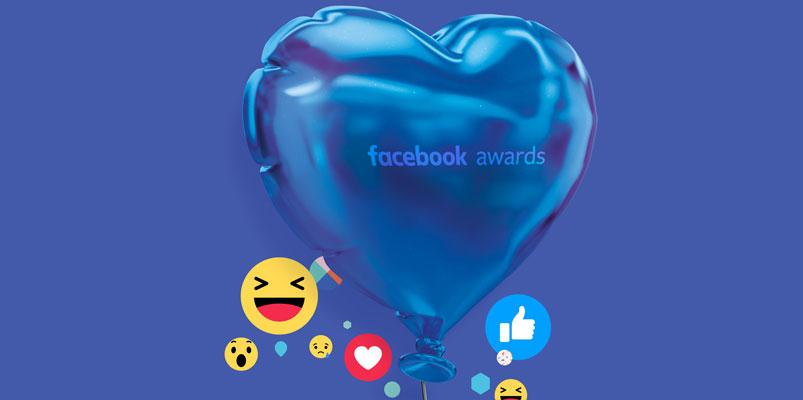 Facebook Awards 2017 reconocerá a las obras más creativas