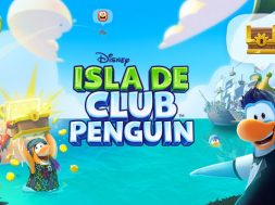 Isla de Club Penguin