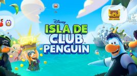 Club Penguin regresa con la Isla de Club Penguin para Android