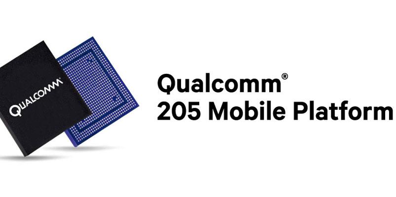 Qualcomm 205 lleva la tecnología 4G a más personas en el mundo