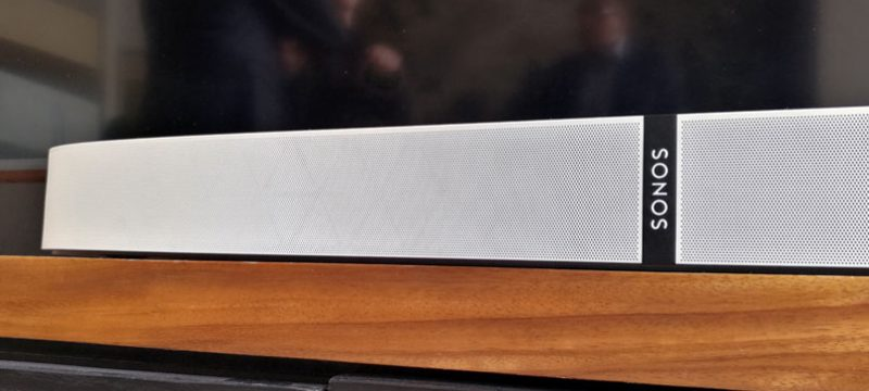 Sonos PLAYBASE Mexico