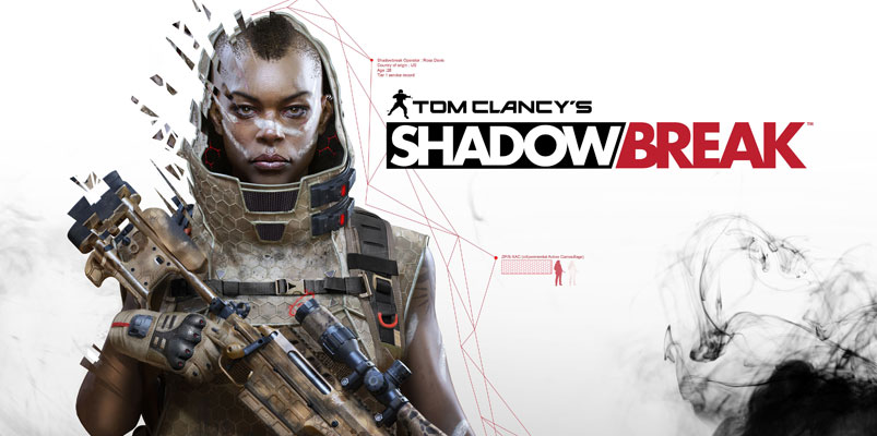 Tom Clancy's ShadowBreak llegará para dispositivos con iOS