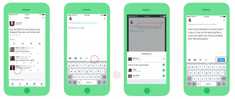 Tweet caracteres iOS