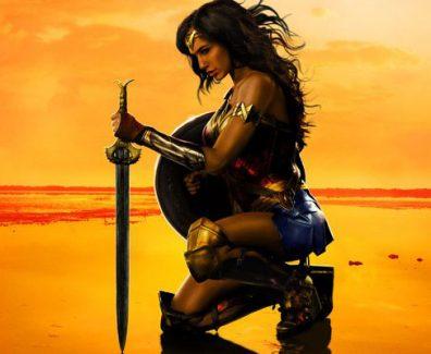 Wonder Woman trailer origen