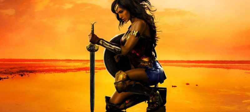 Wonder Woman trailer origen