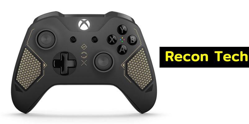 Nuevos controles Xbox Recon Tech edición especial en México