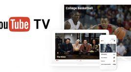 YouTube TV va contra la televisión por cable y Netflix