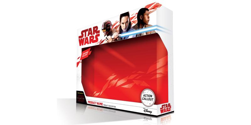 Los juguetes Star Wars The Last Jedi