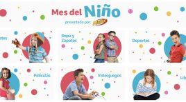Consigue el mejor regalo para este Día del Niño en Amazon.com.mx