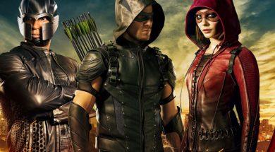 Arrow S4 Netflix Mayo 2017