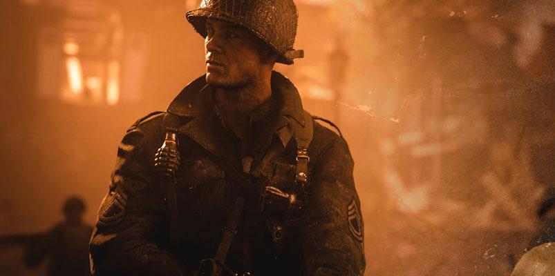 La Segunda Guerra Mundial regresa a los juegos de Call of Duty