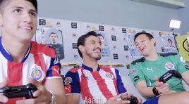 ¿Quién de las Chivas es el mejor jugador de EA Sports FIFA 17?