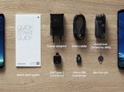 Configurar Galaxy S8 contenido