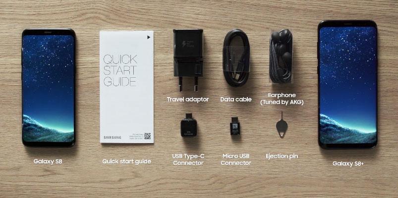 ¿Cómo configurar correctamente mi Samsung Galaxy S8?