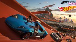 Las increíbles pistas de Hot Wheels llegarán a Forza Horizon 3
