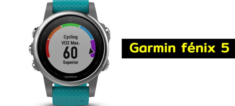 Garmin fenix 5 mexico
