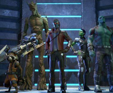 Guardianes de la Galaxia The Telltale Series Personajes