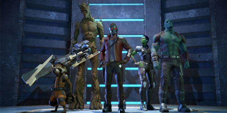 Tráiler de Guardianes de la Galaxia: The Telltale Series