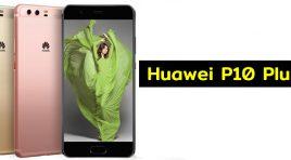 Precio de Huawei P10 Plus en México con Telcel