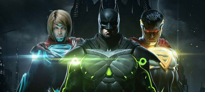 Injustice 2 Gear System