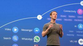 Los smartphones desaparecen en 10 años: Mark Zuckerberg
