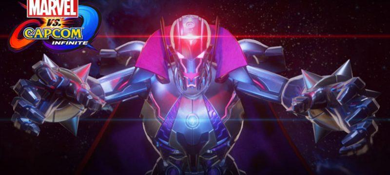 Marvel vs. Capcom: Infinite Ultron Sigma