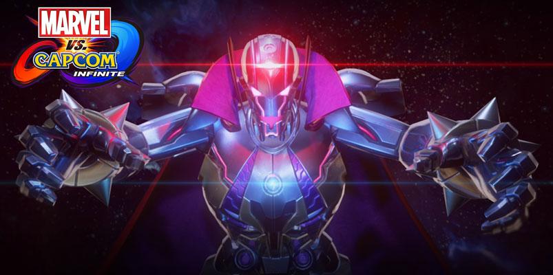 Conoce a Ultron Sigma de Marvel vs. Capcom: Infinite