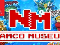 Namco Museum Nintendo Switch