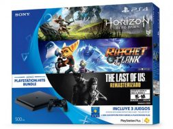 PlayStation Hits Bundle Mexico